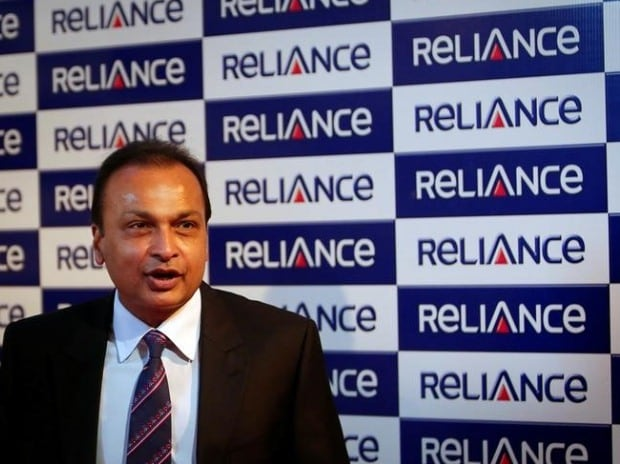 Anil Ambani, owner of Reliance Infra