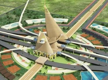 A blueprint of Dholera Smart City
