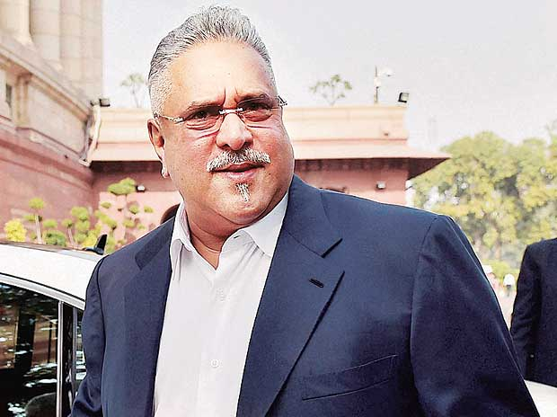 Vijay Mallya declared proclaimed offender