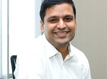 Q&A with :    Vinod Murali, Managing Director of Innoven Capital
