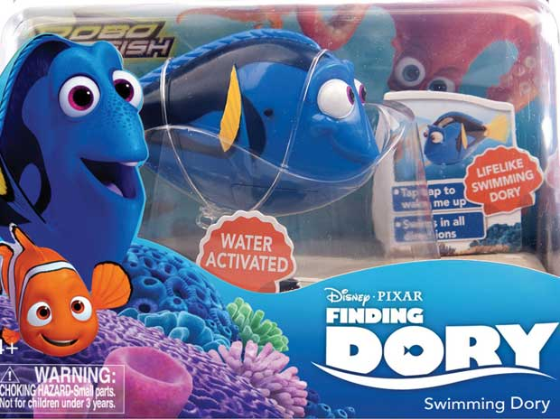Sure there's 'Nemo,' but this is greatest 'Dory' ever told