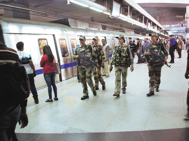 Delhi Metro puts green energy on new track