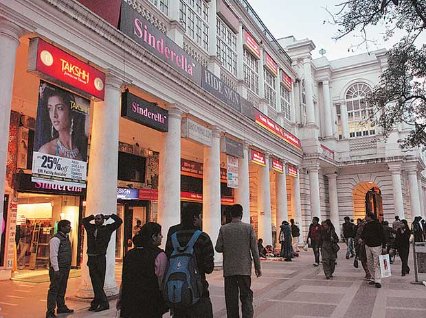Connaught Place world's seventh most expensive office market