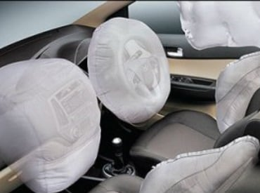 Optional airbags a slow starter in entry level cars