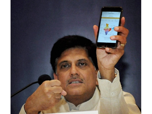 Minister of State for Power, Coal and New and Renewable Energy Piyush Goyal