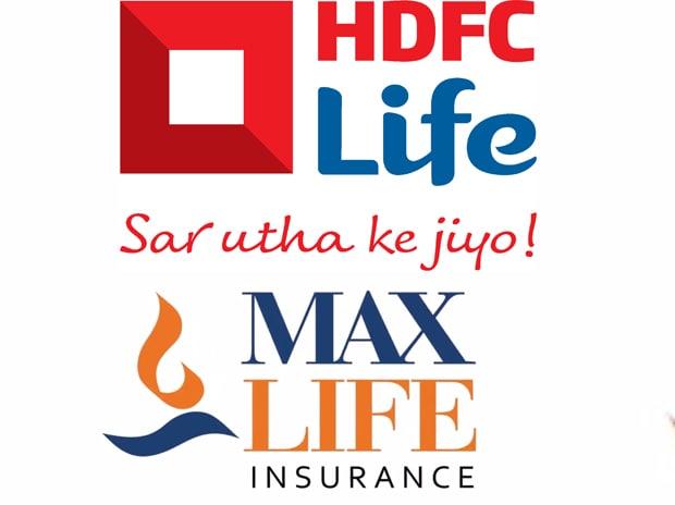 HDFC Life, Max Life Insurance