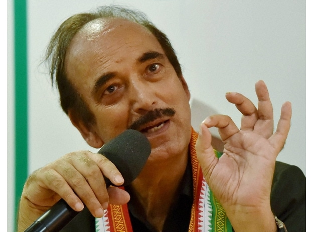 ghulam nabi azad rules out consensus on bjp s presidential nominee