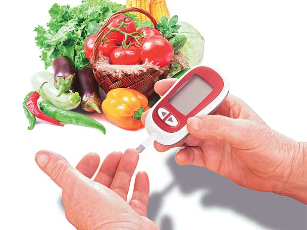 A few more vegetables and little less meat may reduce diabetes risk
