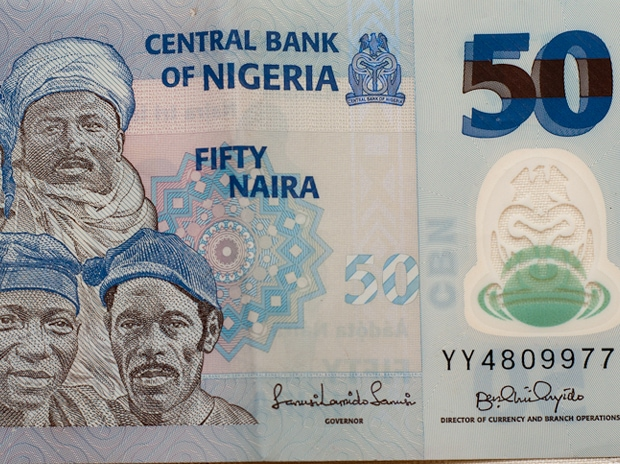 A 50 Naira note. Photo: Flickr