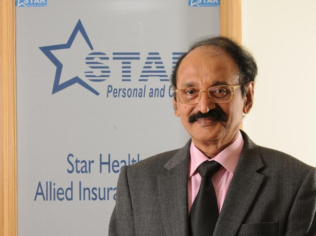 Exclusive Interview with :    V Jagannathan, Chairman and MD of Star Health and Allied Insurance
