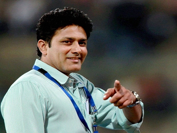 Anil Kumble. (File Photo)