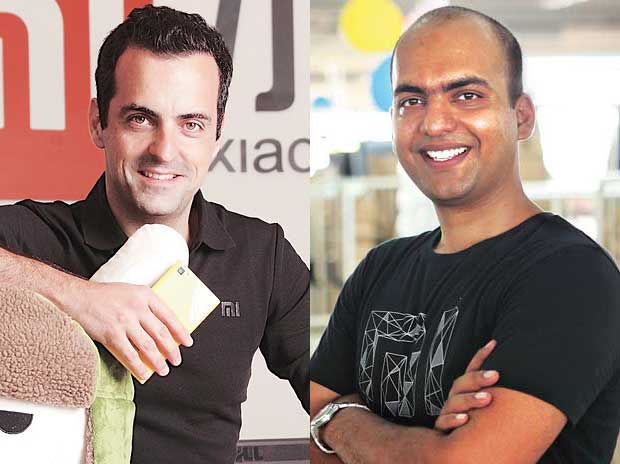 Top 5 Questions with :    Hugo Barra & Manu Kumar Jain, Global Vice-President, Xiaomi Inc & India Head, Xiaomi Technology