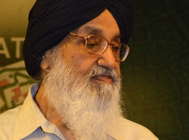 Parkash Singh Badal. Photo: Wikipedia