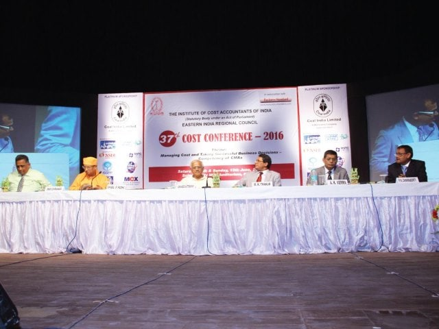37th Cost Conference – 2016