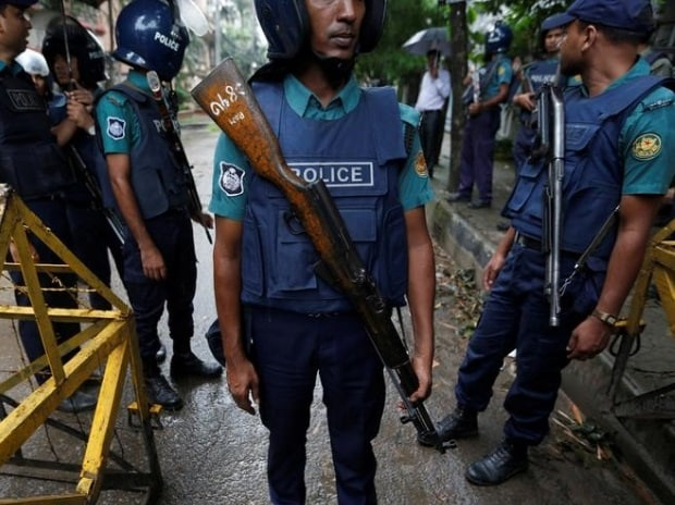 Another mastermind of Dhaka cafe attack arrested
