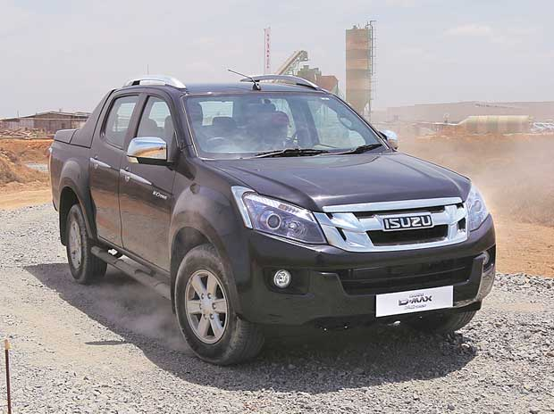 Isuzu D-Max V-Cross Adventure Utility Vehicle
