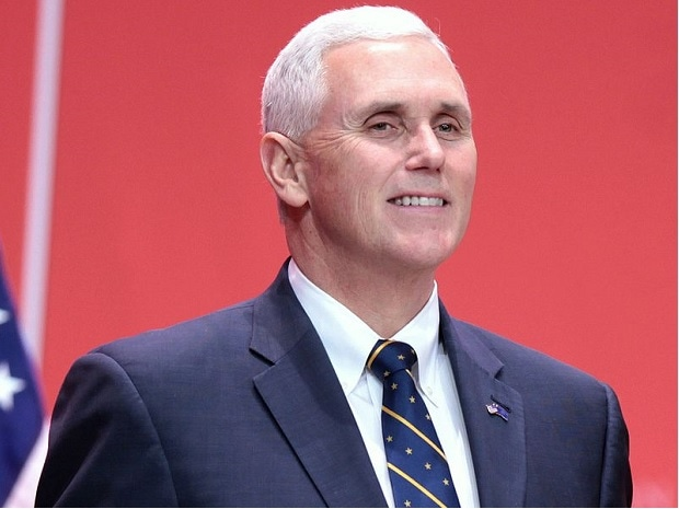 Mike Pence. Photo:Wikipedia