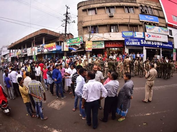 Section 144 clamped in Rourkela after protests during return
