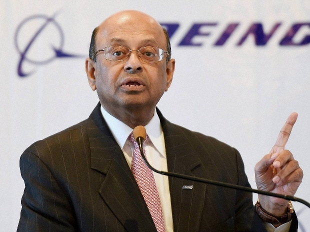 Senior Vice President, Asia Pacific and India Sales, Boeing Commercial Airplanes, Dinesh Keskar