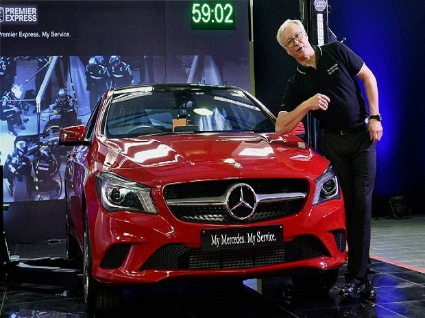 We are bullish, expect double digit growth in 2017: Mercedes India CEO