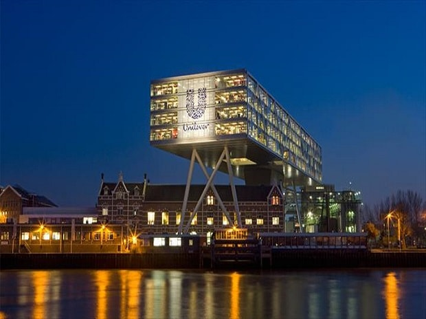 Unilever tops sales forecast, but sees some ...