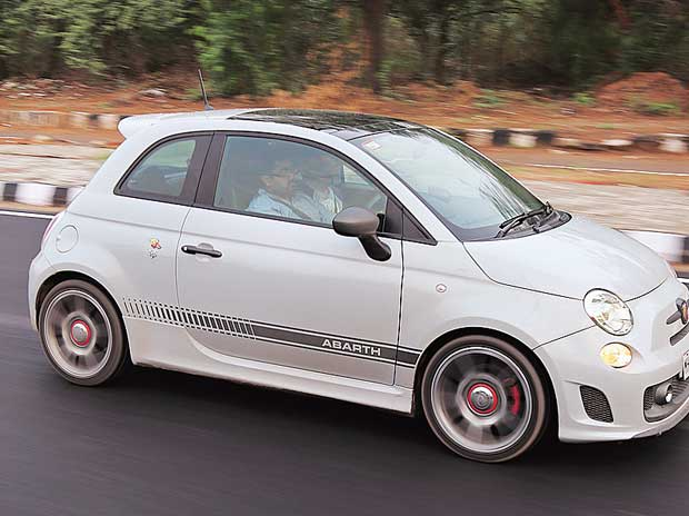 Fiat Abarth 595: Little devil