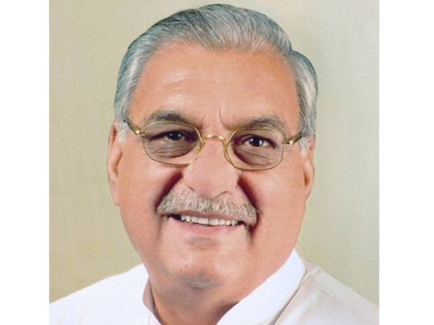 File photo of former Haryana Chief Minister Bhupinder Singh Hooda