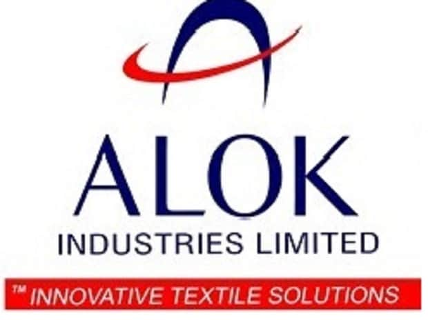 Alok Industries logo (Source: www.alokind.com)
