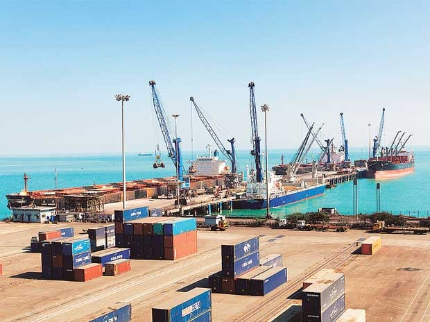 S&P ups outlook on Adani Ports to stable from negative