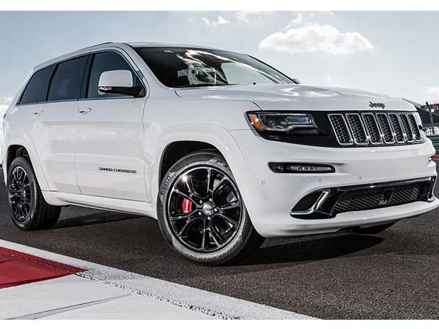 Fiat's Cherokee Jeep
