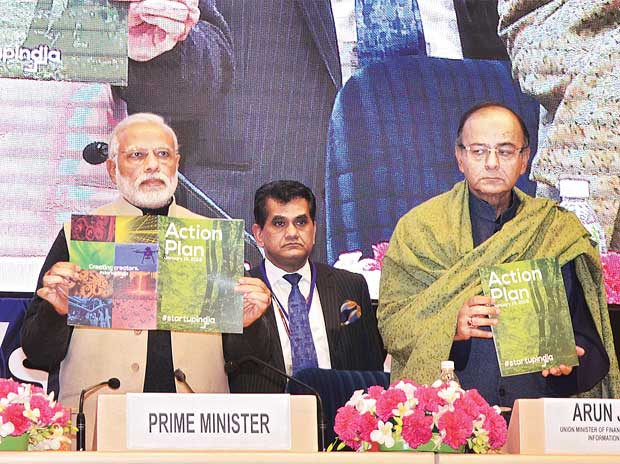 Startup India fund: Out of Rs 10,000 cr, only Rs 5.66 cr invested so far