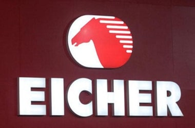 Eicher Motors scrip jump over 6% on encouraging Q1 earnings