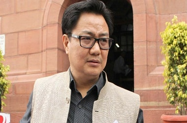 Rampant human rights violation in Balochistan, PoK not new: Rijiju