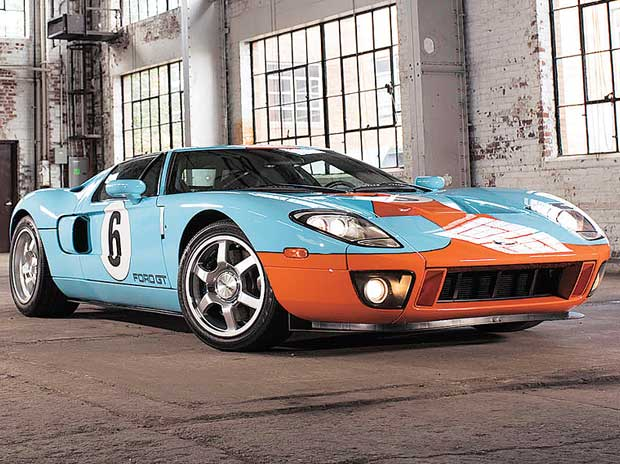 2006 Ford Heritage GT Edition