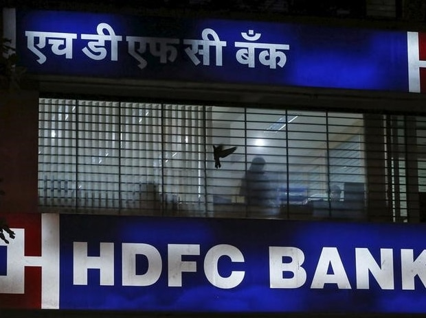 HDFC Bank branch office in Mumbai