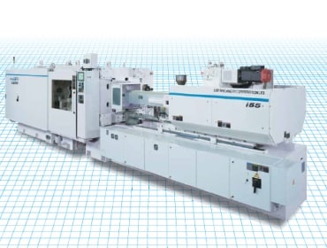 Electric injection moulding machine of Ube Industries