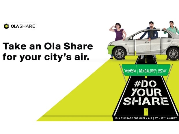 Ola Share now available in Chandigarh