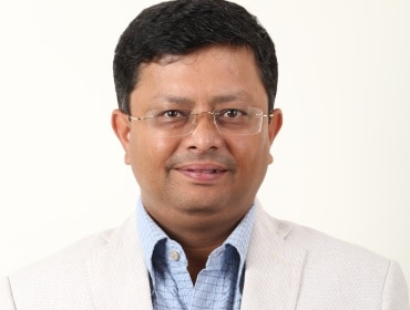 R Narayan, founder and CEO, Power2SME