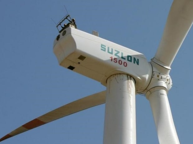 Suzlon wind farm