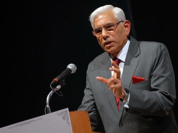 Banks Board Bureau chief Vinod Rai delivers Twenty-second Lalit Doshi Memorial lecture on