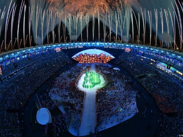 Rio 2016 | Highlights from the Opening Ceremony, in case you missed it