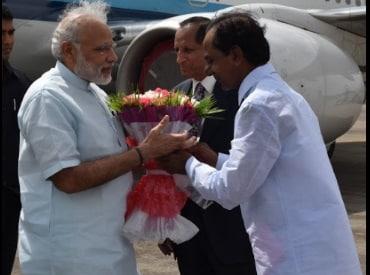 Narendra Modi, Telangana, Chandrashekar Rao, Budget 2017