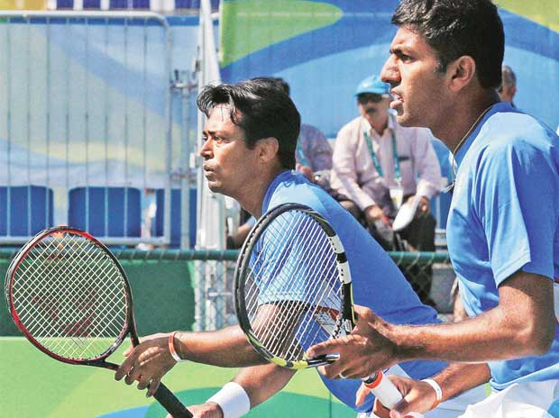 Leander Paes-Rohan Bopanna crash out of Rio Olympics 2016