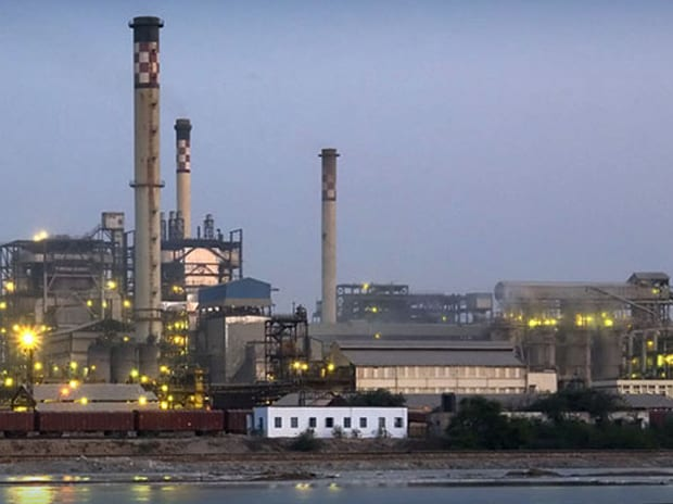 File photo of a Tata Chemicals plant. Photo: Company website