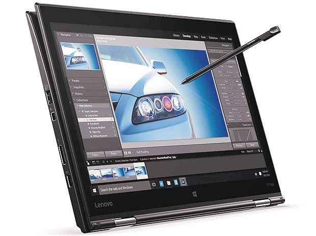 Lenovo ThinkPad X1 Yoga: No-nonsense business machine plus some