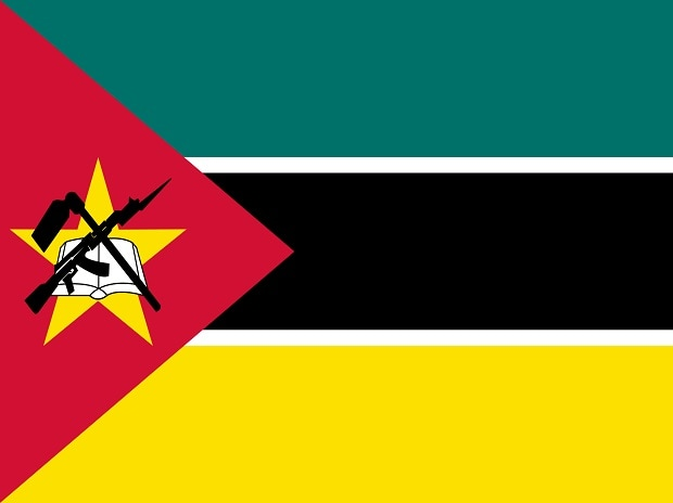 Flag of Mozambique Photo: Wikipedia