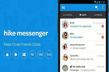 Hike Messenger acquires Bengaluru-based tech start-up Creo