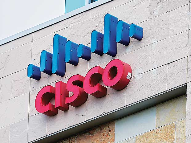 Cisco finds India soothing at tough times