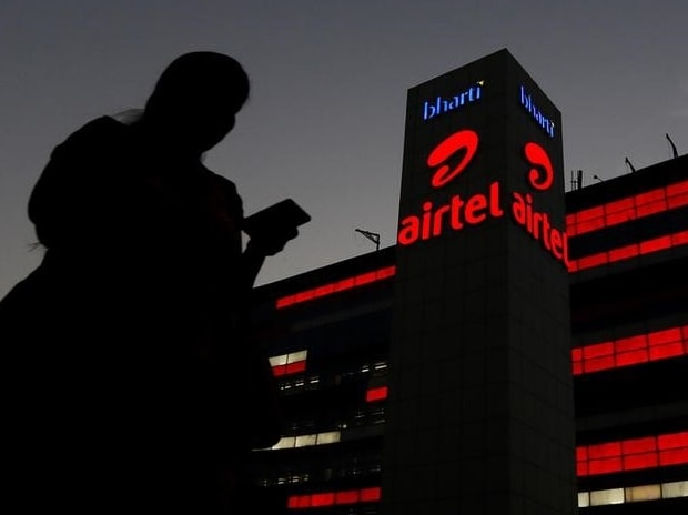 Bharti Airtel office building in New Delhi