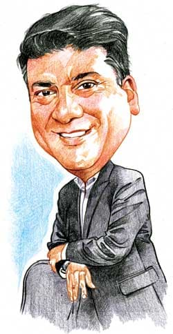 Lunch with BS: Narendra Bansal